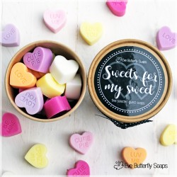 "Geschenkset ""Sweets for my Sweet"""