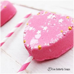 "Bath Bomb ""Sweet Heart"""