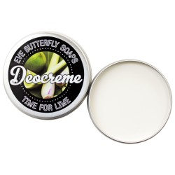 "Deodorant Creme ""Time for Lime"""