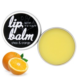 "Lippenbalsam ""Shea & Orange"""