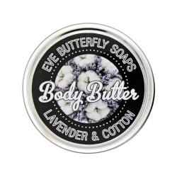 "Shea Body Butter ""Lavender & Cotton"""