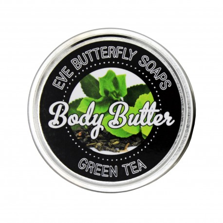 "Shea Body Butter ""Green Tea"""