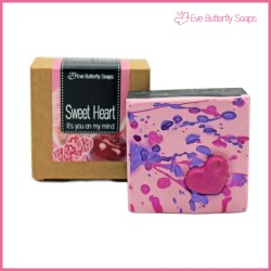 "Naturseife ""Sweet Heart"""
